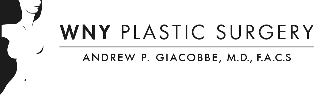 WNY Plastic Surgery: Andrew P. Giacobbe, MD, FACS banner logo