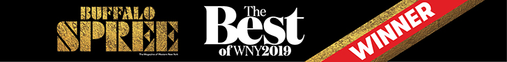 Buffalo Spree The Best of WNY 2019 Winner